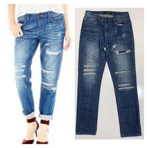 Joe Fresh Boyfriend Blue Jeans Sz 25